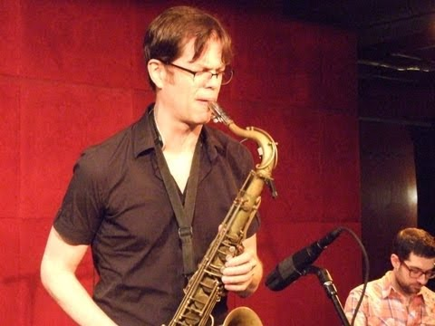 "The Pace Report: ""Funky Gravity"" The Donny McCaslin Interview"