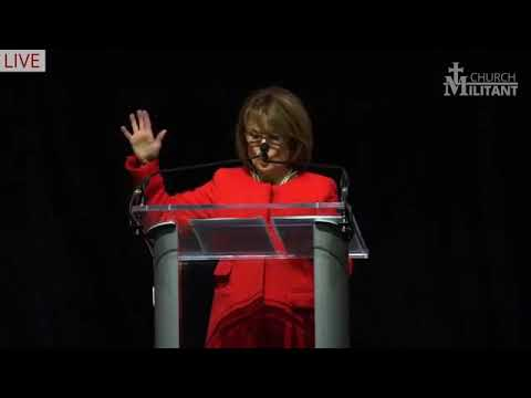 Liz Yore - Silence Stops Now Rally