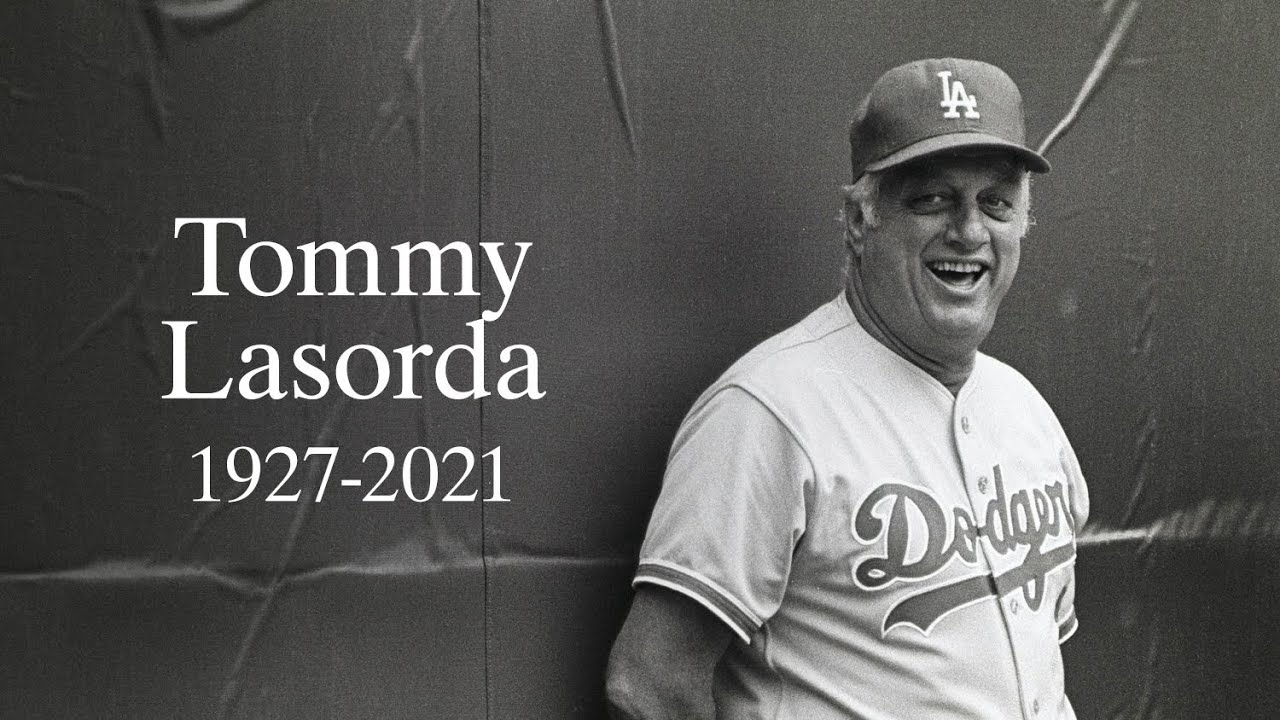 Remembering Tommy Lasorda, a baseball and Dodgers legend