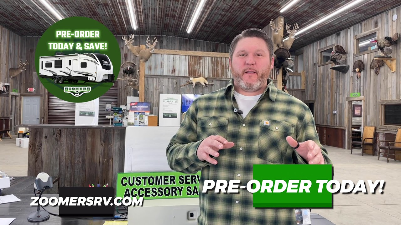 Zoomers RV Pre-order Your New RV Today