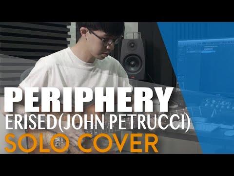Periphery - Erised (John Petrucci Solo Cover)