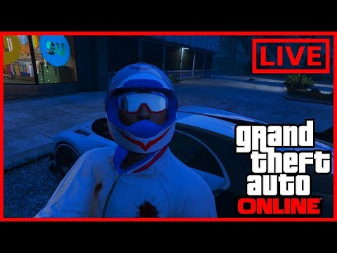 LET'S CHAT WHILE IT INSTALLLL! [GTA ONLINE]