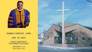 St. Albans Baptist Church, Online Service 1.10.21