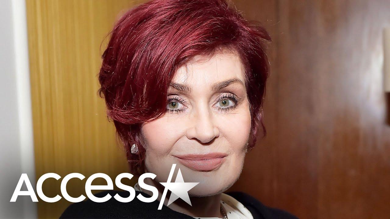 Sharon Osbourne Leaves 'The Talk,' CBS Says
