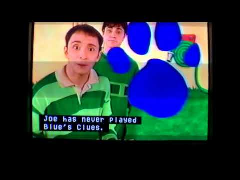 We Are Gonna Play Blue's Clues (Joe Gets a Clue Version)