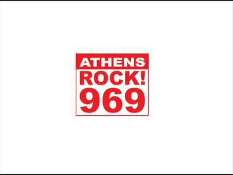 969 ROCK FM Athens - received in Germany (2000 km)