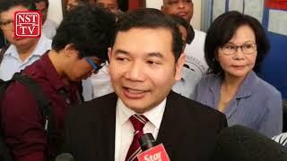 Pandan MP Rafizi Ramli found guilty of leaking confidential NFC info