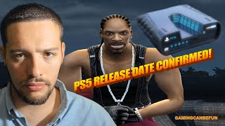 PS5 RELEASE DATE CONFIRMED! FEATURES AND SPECS EXPLAINED!