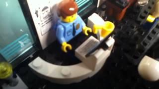 LEGO Police Station MOC