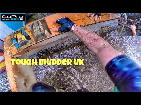 Tough mudder UK the GoPro edition