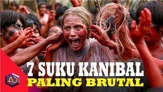 MERINDING...!! # SUKU KANIBAL PALING BRUTAL DI DUNIA Ternyata Ada DI INDONESIA #AsistenDosen