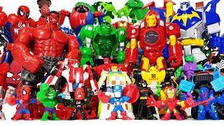 Avengers, Fidget Spinner, Spider-Man, Iron Man, Hulk, Thor, Captain America, Transformer, Thanos