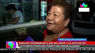 Multinoticias | Familias celebraron el 14 de febrero en la cuarta etapa del Puerto Salvador Allende