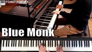 Blue Monk (Thelonious Monk) - Jazz Piano Solo