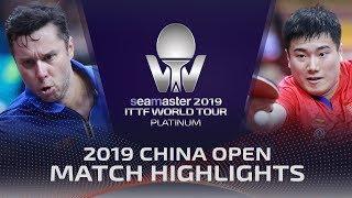 Владимир Самосонов vs Liang Jingkun | China Open 2019 (R32)
