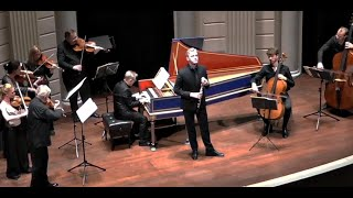 Ivan Podyomov plays 2nd mov. form A.Marcello's oboe concerto. Trevor Pinnock & musicians  of the RCO