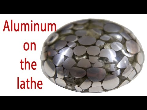 Recycling Aluminum In Epoxy Resin