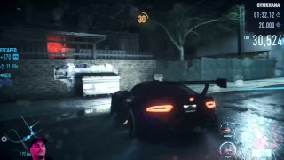PS4 - NEED FOR SPEED : DELUXE - Episode 04 == UNTAMED_NL