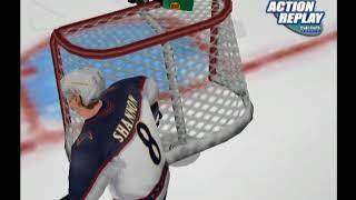 NHL 2K (Dreamcast) Hurricanes vs Thrashers