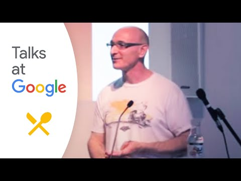 """Alon Halevy: """"The Infinite Emotions of Coffee"""" 