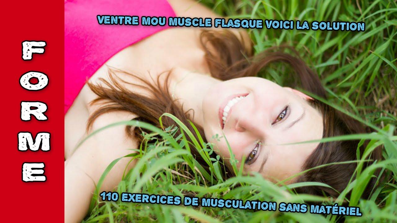 Ventre mou muscle flasque voici la solution 110 exercices ...