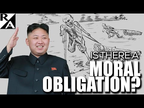 Right Angle - Is There A Moral Obligation? - 12/13/17