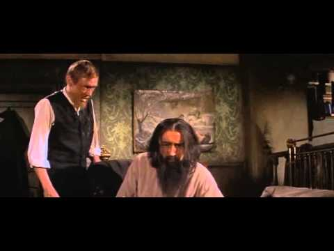 The great Christopher Lee as Rasputin