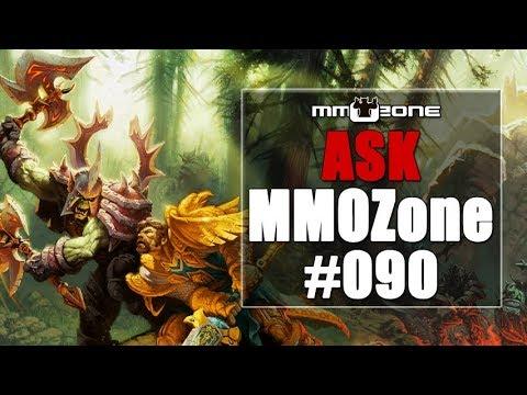 #AskMMOZone - Folge 90 | Allianz gegen Horde, Item-Squish und mehr!