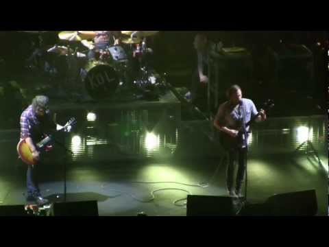 """Kings of Leon- """"Use Somebody"""" (HD) Live in Saratoga Springs, NY on June 6, 2010"""
