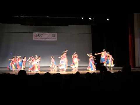 Lathe Di Chadar Bollywood Dance - India Nite 2013