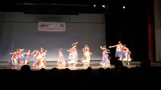 Lathe Di Chadar Bollywood Dance - India Nite 2013