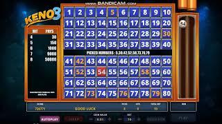 Keno 8 Play Money Casino Community Casoony with 100 Free Spins Casino Bonus