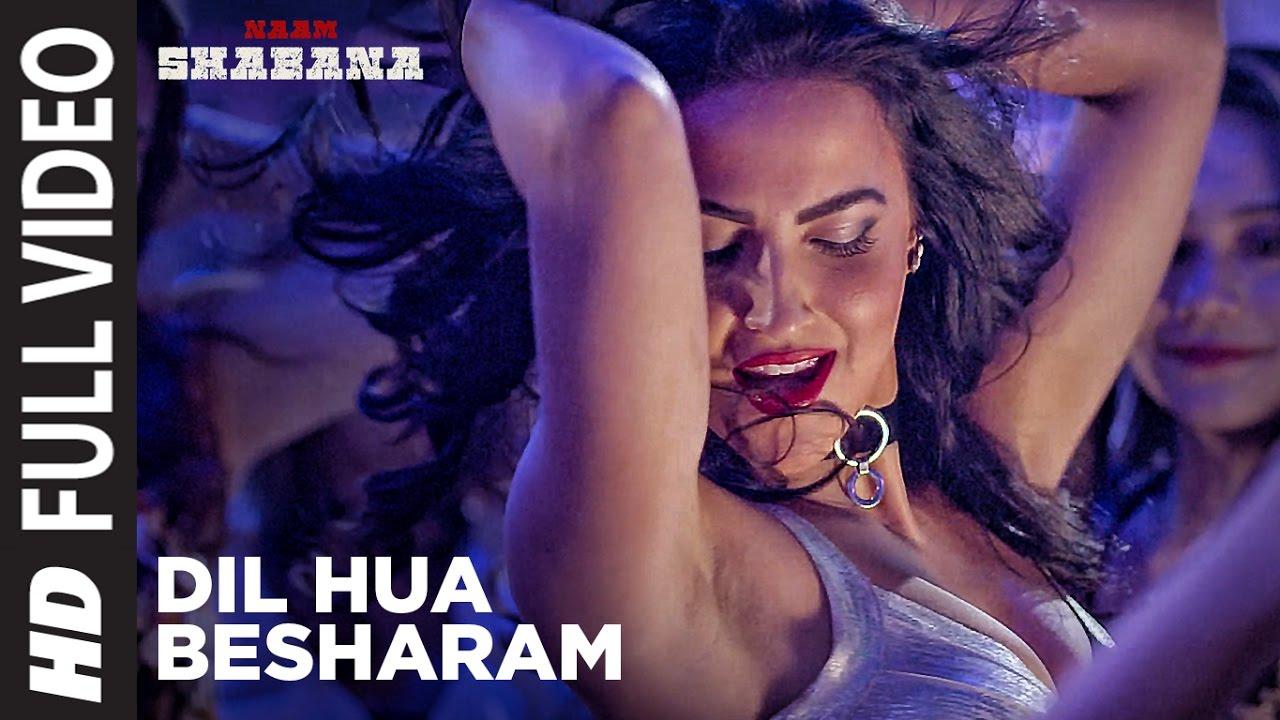Download Naam Shabana: Dil Hua Besharam Full Video | Akshay Kumar, Taapsee Pannu |  Meet Bros, Aditi