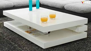 Modern Coffee Table Design Ideas 2020 | Living Room Center Table Design | Wooden Tea Table Design
