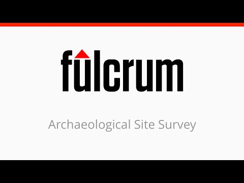 Archaeological Sites Survey