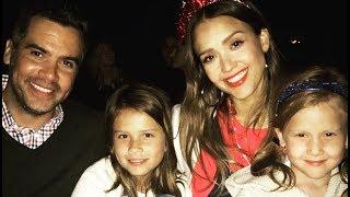 36-летняя звезда Голливуда Джессика Альба беременна третьим ребенком