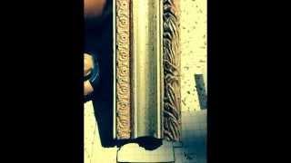 Italian Art frame moulding over 27,000 feet over 20 years old