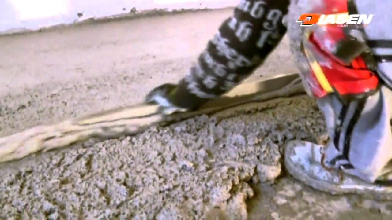 Diathonite massetto by diasen massetto alleggerito per isolamento termico e acustico al - Asciugatura massetto per piastrelle ...