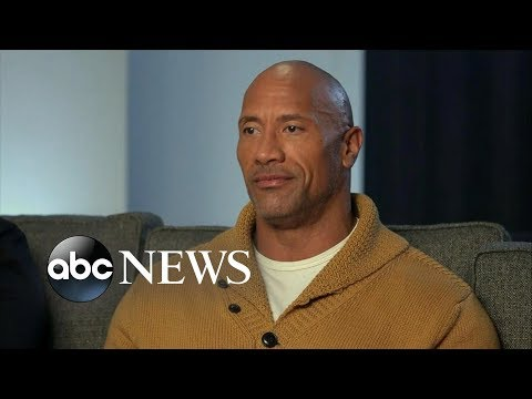 Dwayne 'The Rock' Johnson talks starting a production company with his ex-wife l GMA