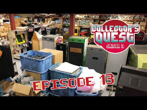 Collector's Quest Saison 3 au Japon (Ep.13) Takai Shokai et Tamasu