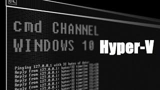Як включити hyper-v windows 10