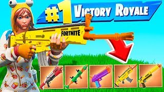 LA NERF CHALLENGE SU FORTNITE! *BATTLE ROYALE*