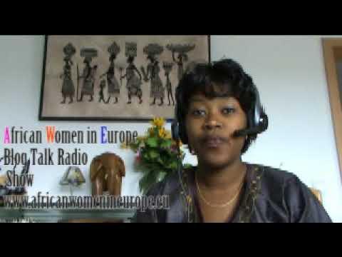 African Women in Europe Blog Talk Radio