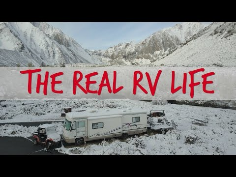 A day in the RV LIFE