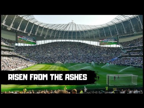 INCREDIBLE MATCH DAY VLOG | SPURS 0-1 NEWCASTLE | RISEN FROM THE ASHES
