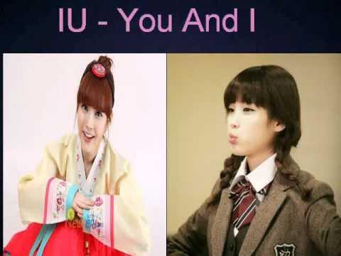 IU- You And I Cover