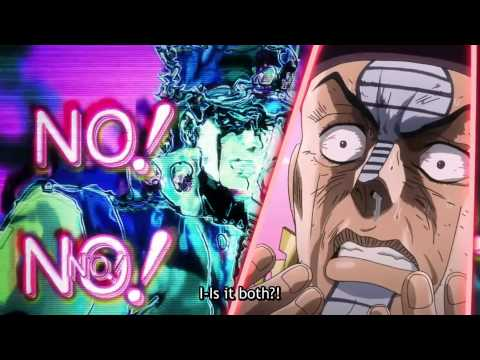 [HD] ジョジョ • JoJo: Stardust Crusaders - Are you going to do the \