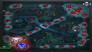 Арк варден вся карта в таверах ( башни ) режим мутации лютый баг дота 2