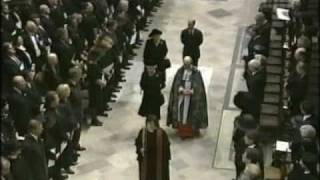 The Queen's Arrival at the Funeral of Diana Princess of Wales MP3