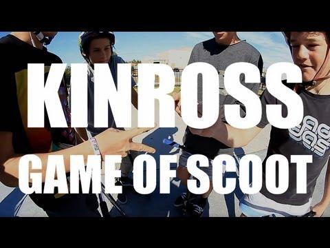 Kinross Game of S.C.O.O.T ft Ryan Williams (The New Ryan Williams)